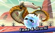 """Encounting a """"Traveler"""" & Orochi"""