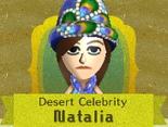 Desert Celebrity