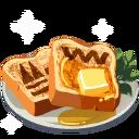 Hieroglyph Toast ★★