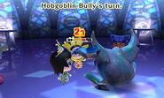 Hobgoblin Bully attacks