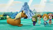 Horse-encounter