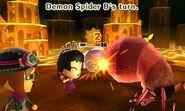 Demon Spider attacks