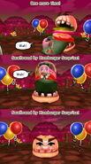 Hamburger Surprise eat
