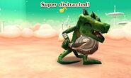 Lizardman distracted
