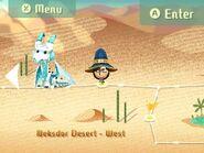 Neksdor desert west