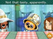 Not so tasty food