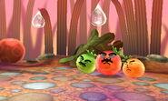 Defeated Tomato Bros