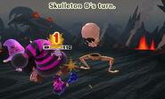 Skulleton attacks