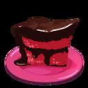Devil's Food Cake ★
