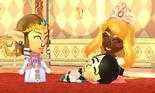 Miitopia - Princess and Nobles Son