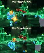 Pop Poppy attacks