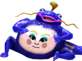 """""""Youngest Fab Fairy"""" Frog"""