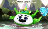 """""""Traveler's Friend Frog"""" Splash - No Air"""