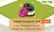 Hobgob Doughnuts 2star.JPG