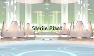 Sterile Plant