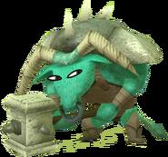 Blue Minotaur