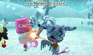 Ice Maiden attacks