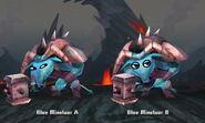 Blue Minotaur Karkaton Ascent