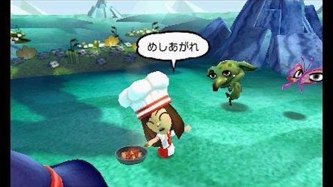 【Miitopia】 - Chef Play Demo