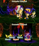 Demonic Whisper Animation
