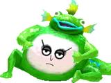 """Traveler's Friend"" Frog"