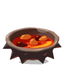 Flaming Chilli Soup