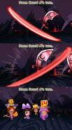 Doom Sword double slash