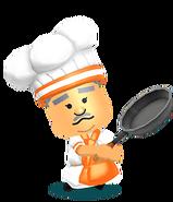 Miitopia Job - Chef