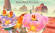 Nose Rock attacks
