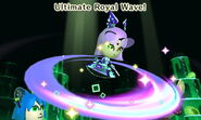 Princess Ultimate Royal Wave