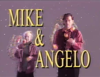 Mike and Angelo Wiki