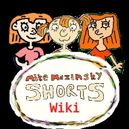 Mike Mazinsky Shorts Wiki