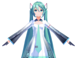 Miku Hatsune 10th anniversary Model (YYB)