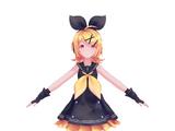 Rin Kagamine (Sourxuan)