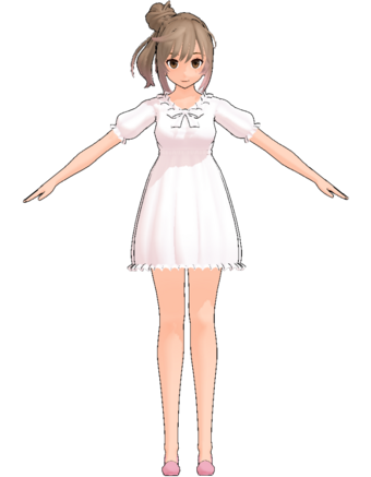 Category Sasara Satou Models Mikumikudance Wiki Fandom