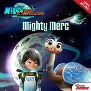 'Mighty Merc' - Non-Final Cover