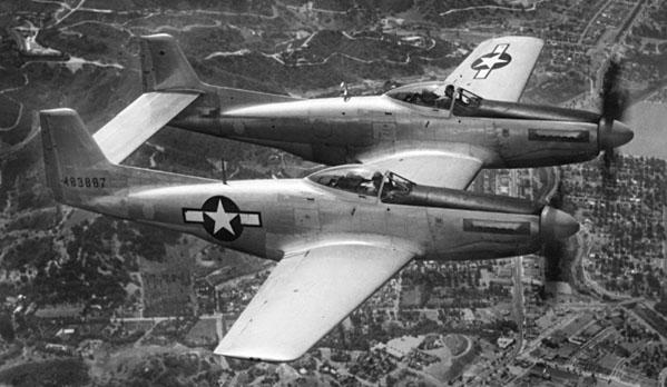 North American F-82 Twin Mustang