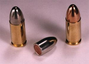 9x19mm Parabellum
