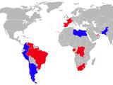 List of Dassault Mirage III operators