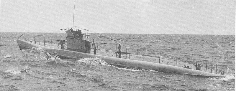 Finnish submarine Vesihiisi
