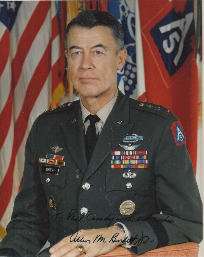 Allen M. Burdett, Jr.