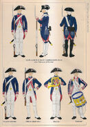 Constitutional Guards Infantry