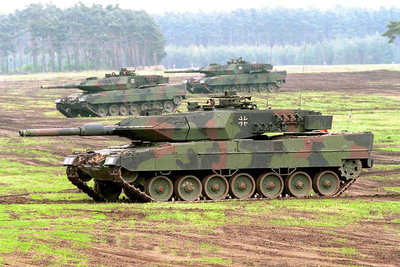 Tanks of the post–Cold War era