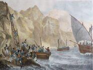 Capture of Capri 1808