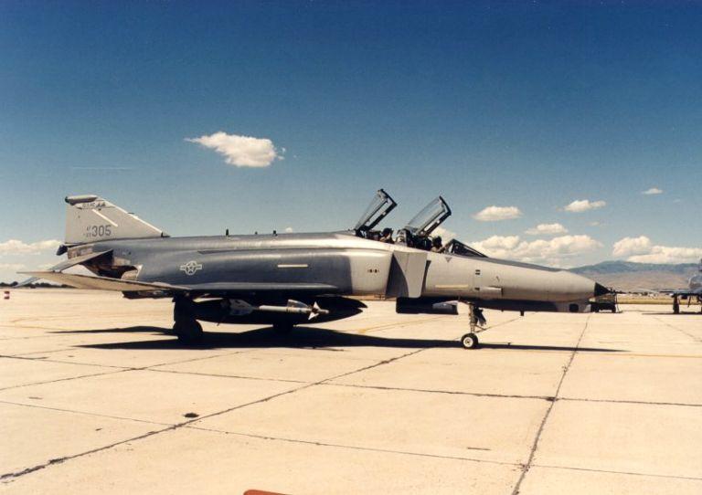McDonnell Douglas F-4G Wild Weasel V