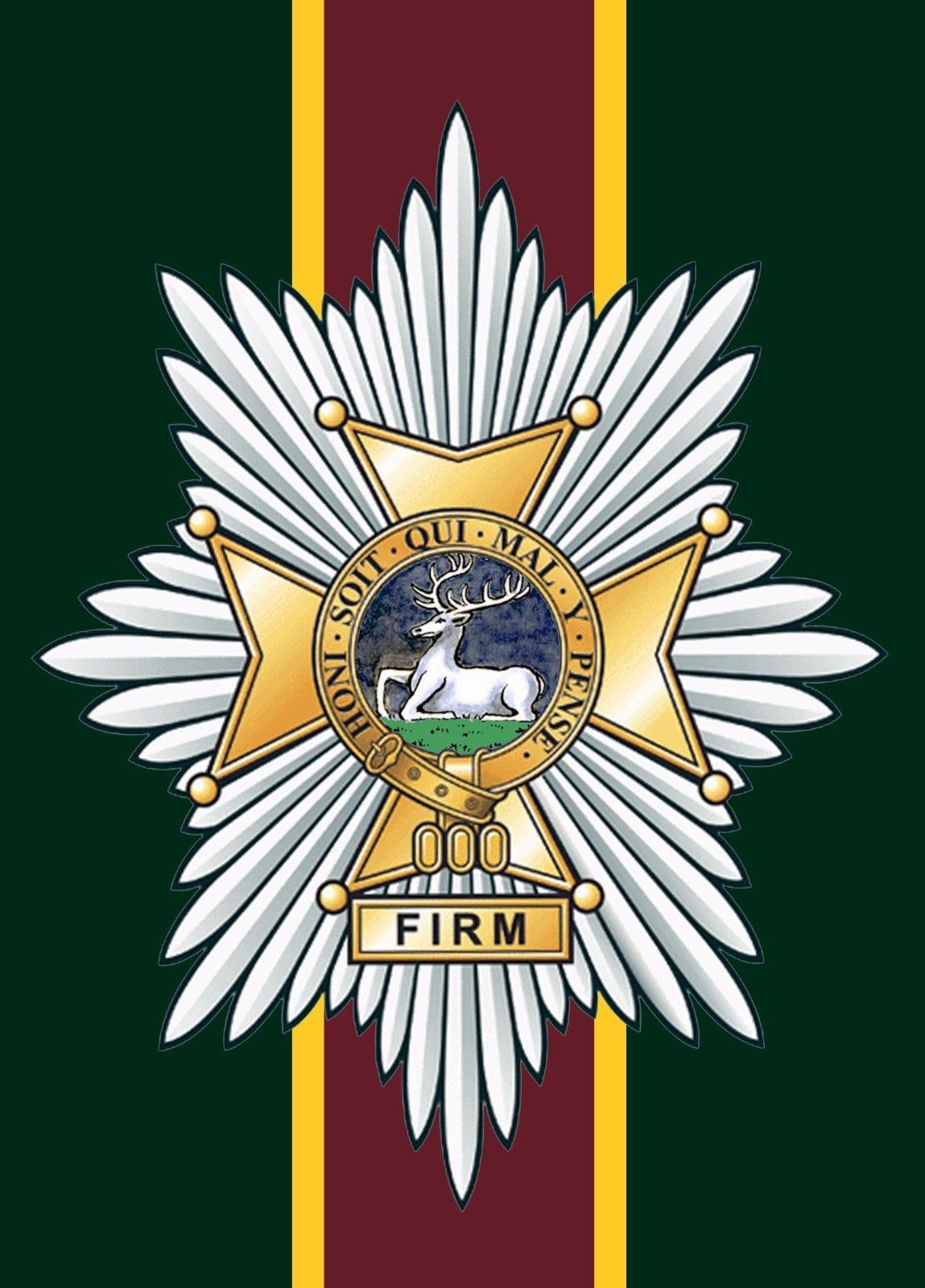 4th Battalion, The Worcestershire and Sherwood Foresters
