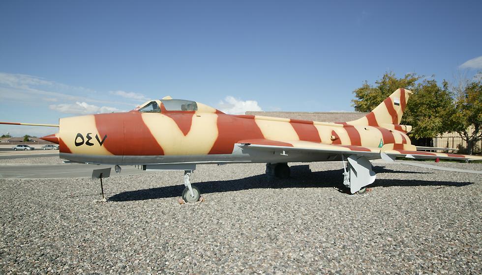Sukhoi Su-7 Fitter
