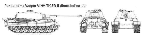Panzerkampfwagen VII Tiger II