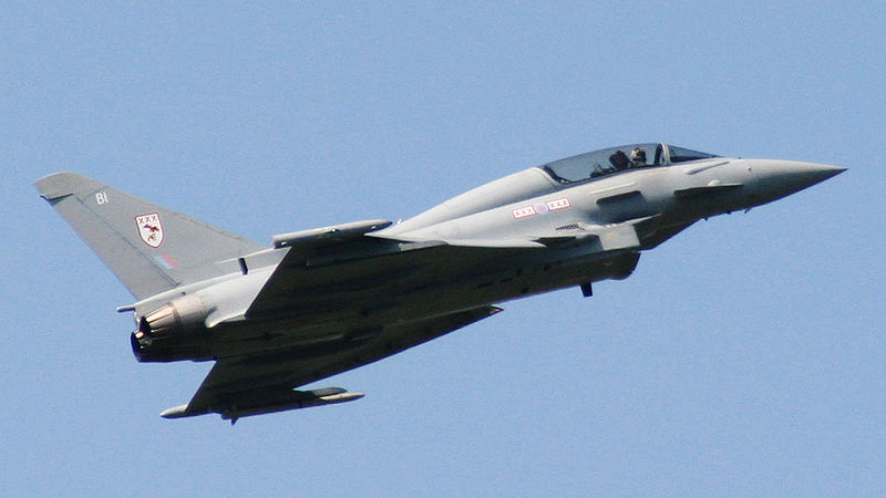 Eurofighter Typhoon variants