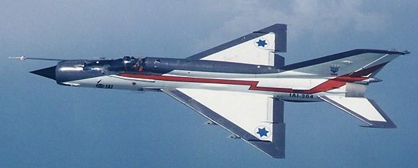 Elbit MiG-21 Lancer